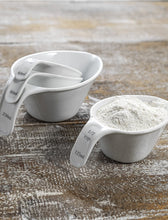 Load image into Gallery viewer, Porcelain measuring cup set