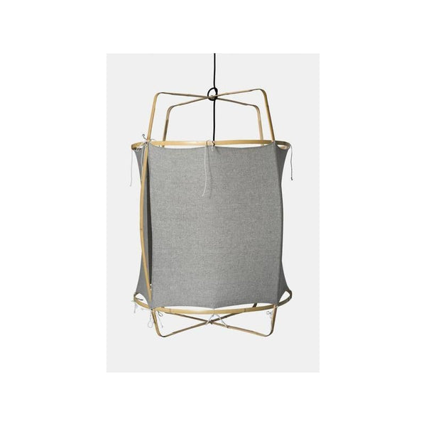 Ay illuminate- Z2 lamp grey- re-used cotton