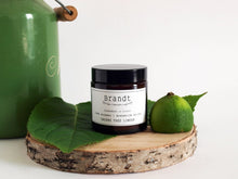 Load image into Gallery viewer, Green Tea Lime Soy candle- Brandt