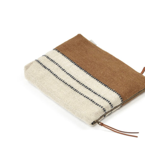 Foudry Carry All- Beeswax stripe