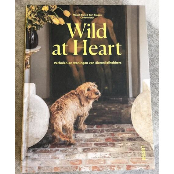 Wild at Heart boek - English