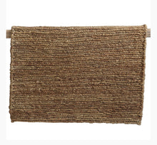Load image into Gallery viewer, Sumak hemp rug 80 x 150cm Cafe