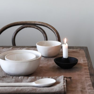 Toulouse candle holder