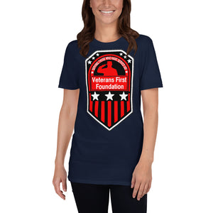 Veterans First Foundation Charity Short-Sleeve Unisex T-Shirt