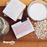 Oat Milk Hand & Body Soap