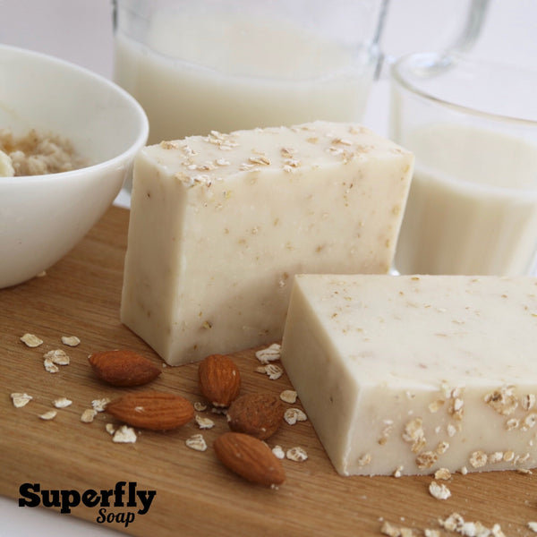 Almond Milk & Oat Hand & Body Soap