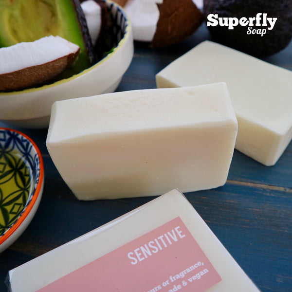 Sensitive Hand & Body Soap