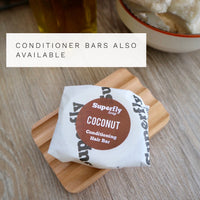 Coconut Solid Shampoo Bar