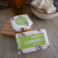 Lemongrass Solid Conditioner Bar