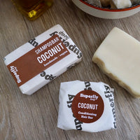 Coconut Solid Conditioner Bar