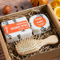 Solid Shampoo & Conditioner Bar Gift Box