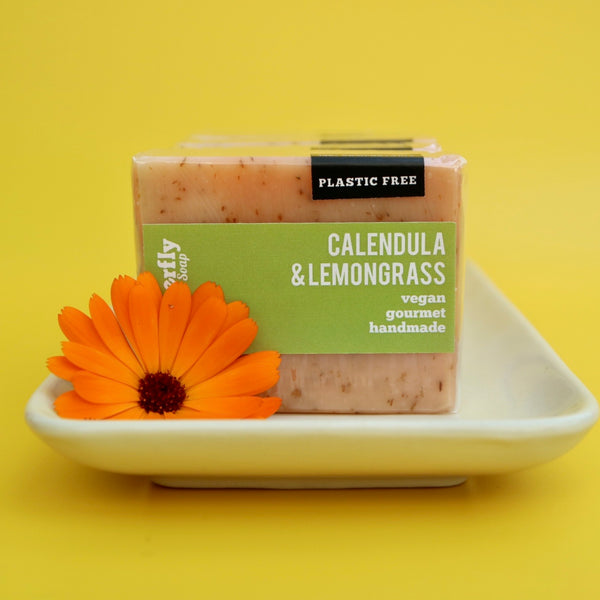 Calendula & Lemongrass Hand & Body Soap