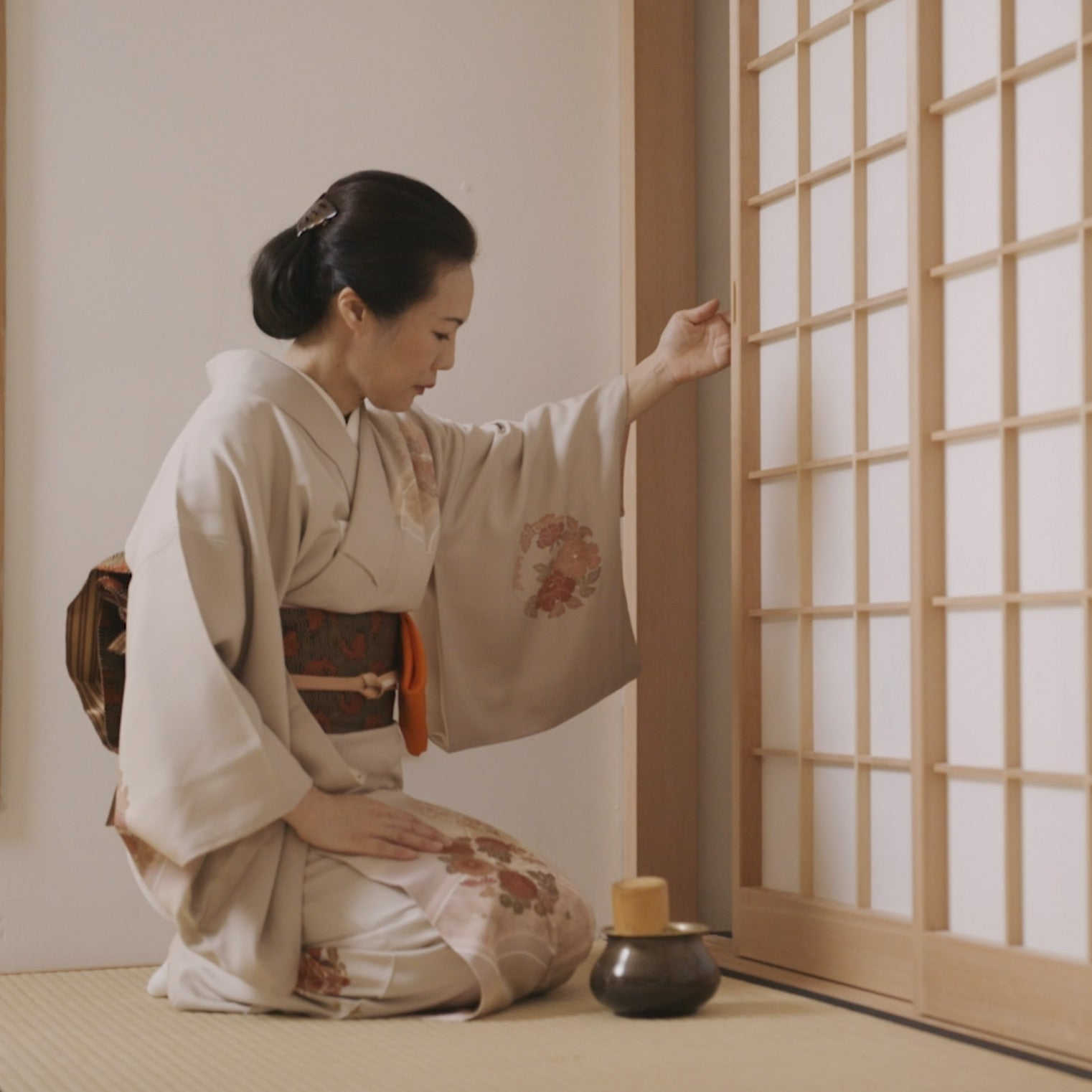 FREE TEA CEREMONY