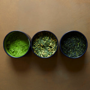 Ceremonial Grade Matcha and Green Tea Testers Bundle
