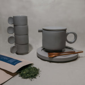 MAARTEN BAAS DELUXE TEA SET - sorate
