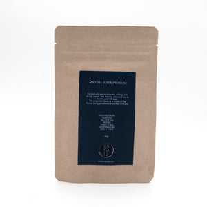 MATCHA SUPER PREMIUM - Ceremonial Grade - sorate