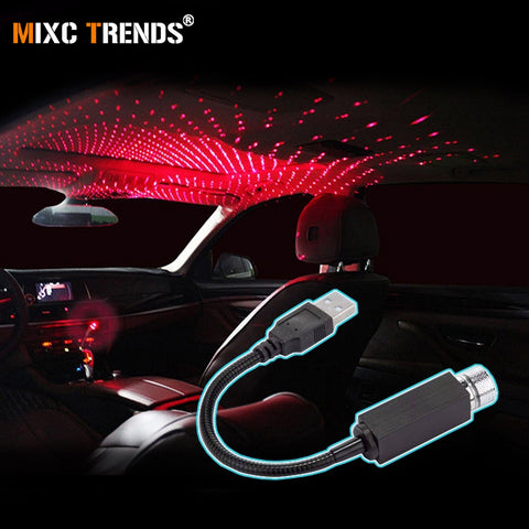 CLASSIC CAR STAR LIGHT USB LED