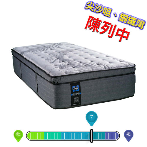 Sealy 絲漣 Posturepedic Plus Medium Pillow Top 床褥 (平行進口)