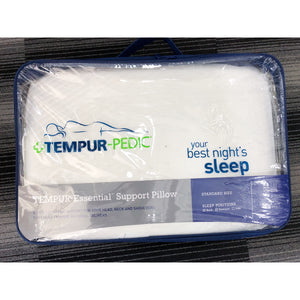 Tempur-Pedic TEMPUR-Essential Support Pillow 枕頭 (平行進口)