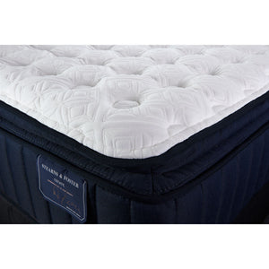 Stearns & Foster Estate Hurston Luxury Firm Pillow Top Mattress 床褥 (平行進口) - Temp