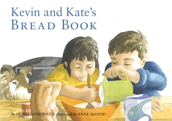 Kevin & Kate's Bread Book
