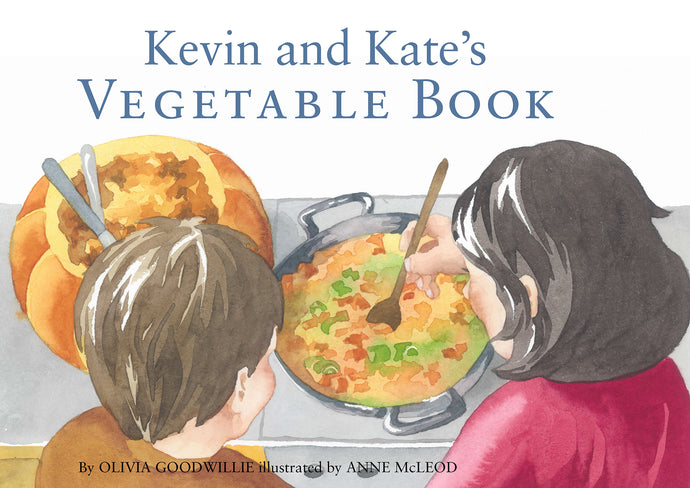 Kevin and Kate's Veg Book