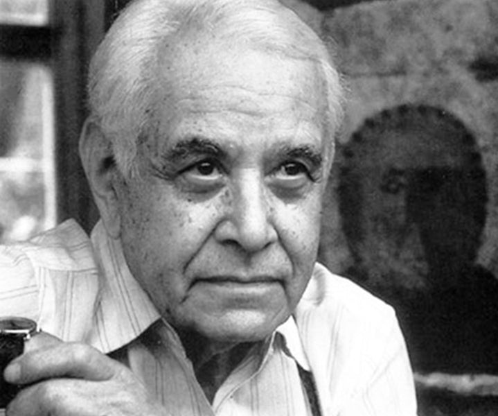 Tamayo obit- the passing of a great Latin Master in 1991.