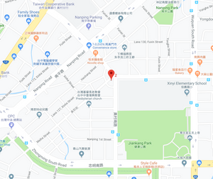 Stüssy Taichung Store Location
