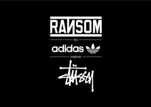 Ransom by adidas Originals for Stüssy