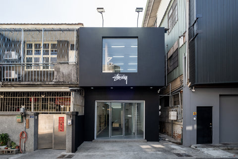Stüssy Taichung Store Outside