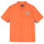 Side Taped Garage Shirt - Orange