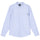 Big Button Oxford LS Shirt - Blue