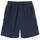 O'DYED WIDE CORD BEACH SHORT - INDIGO