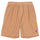 O'DYED WIDE CORD BEACH SHORT - TAN