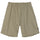 Brushed Beach Short - Olive