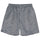 Stüssy Check Nylon Short - Charcoal
