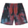 Dark Dye Water Short - Black