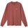 Stock Logo LS Shirt - Burgundy