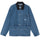 Denim Chore Coat - Blue