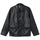 Marlon Leather Jacket - Black