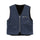 Wide Wale Reversible Vest - Navy