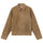 Suede Welding Jacket - Brown