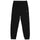 STOCK FLEECE PANT - BLACK