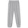 STOCK FLEECE PANT - GREY HEATHER