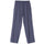 Mini Check Beach Pant - Blue