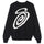 Curly S Sweater - Black