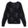 Mohair Mask Cardigan - Black