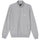 STOCK FLEECE MOCK - GREY HEATHER