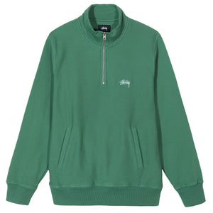 STOCK FLEECE MOCK by Stussy, available on stussy.com for $105 Bella Hadid Top SIMILAR PRODUCT
