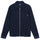 Polar Fleece Zip Up Shirt - Navy